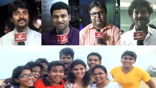 getlinkyoutube.com-Celebrities and fans pour wishes on Vijay's birthday | Sivakarthikeyan, DSP, D.Imman, Natty