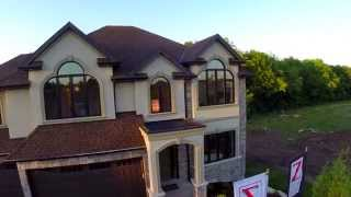 Tour Zeina Homes Model Home in Fonthill, Ontario