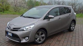 getlinkyoutube.com-Toyota Verso: Il test drive di HDmotori.it