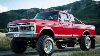 1976 Ford F250 True Original Highboy, 4WD, 390 V8, AMAZING BAD ASS!!
