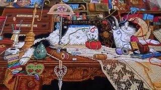 "getlinkyoutube.com-DIMENSIONS ""Мэгги рукодельница""/ЗАВЕРШЕНИЕ"