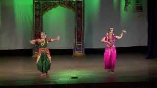 getlinkyoutube.com-Bharatanatyam : Viralimalai Kuravanji Priyadarsini Govind & Shobhana