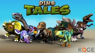 getlinkyoutube.com-Dino Tales – literacy skills through creative play (Kuato Games) - Best App For Kids