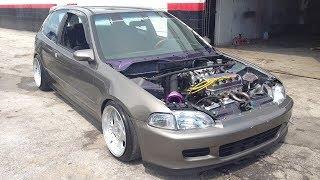 getlinkyoutube.com-SERROT'S Honda Civic EG Hatch SOHC