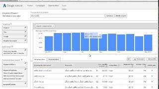 getlinkyoutube.com-วิธีการหา keyword กับ google adwords by gu-suy