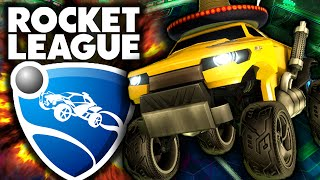 getlinkyoutube.com-Rocket League: Funtage! - (Rocket League Funny Moments)