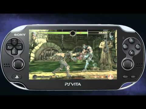 Mortal Kombat Vita - Gameplay Trailer