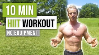 getlinkyoutube.com-10 Minute Bodyweight Fat Torching HIIT Workout