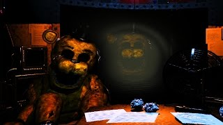 getlinkyoutube.com-GOLDEN FREDDY- 5 Nights at Freddy's 2 (Night6)