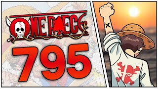 getlinkyoutube.com-One Piece Chapter 795 Manga Live Reaction | ワンピース #ProphetRoger