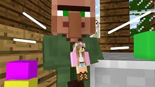 getlinkyoutube.com-(Minecraft Animation) Surprise Eggs: Elsa Frozen, Minions, Peppa Pig, Little Kelly Minecraft