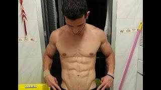Rutina para marcar la V y abdomen bajo en 4 minutos