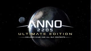 Anno 2205 - Ultimate Edition Launch Trailer