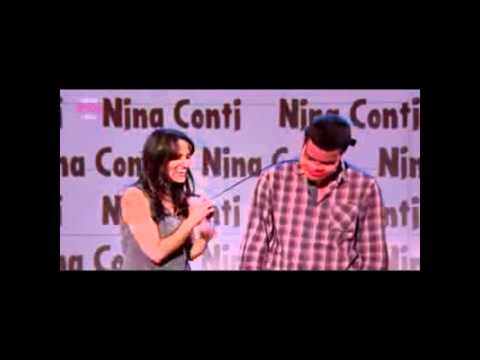 Nina Conti - ventriloquist - Russell Howards Good News