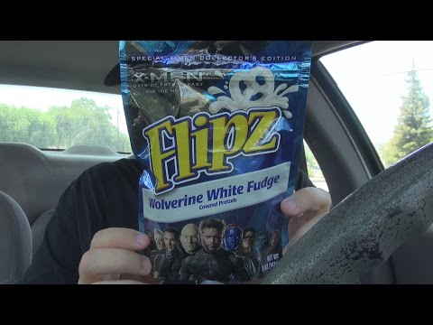 CarBS - Flipz Wolverine White Fudge