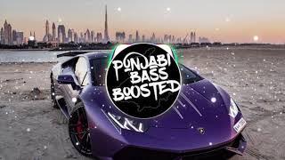 Hanju Digde [BASS BOOOSTED] A Kay | Western Pendus | Punjabi Songs 2018