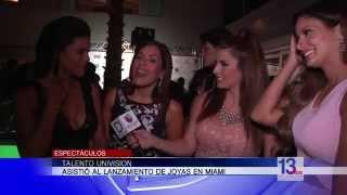 Lo que usted no vió del lanzamiento de joyas de Ximena Córdoba