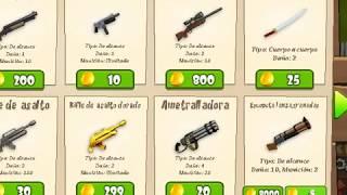 getlinkyoutube.com-Zombie Lane - Armas con COINS