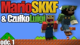 getlinkyoutube.com-Minecraft Mario #1 - MarioSKKF i MasterLuigi
