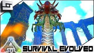 ARK: Survival Evolved - TAMING A DEATH WORM! E6 ( Pugnacia Modded Ark Gameplay )