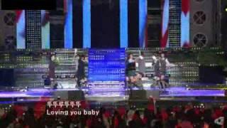 getlinkyoutube.com-SNSD - Kissing You Perf Vocal Only