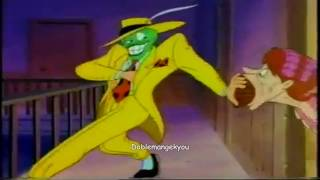 getlinkyoutube.com-La Mascara(The Mask Animated) Opening Latino(Intro) HD [Series del Ayer]