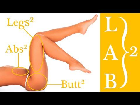 Entrenamiento G.A.P. (Glúteos, abdominales y piernas) - Nivel 2