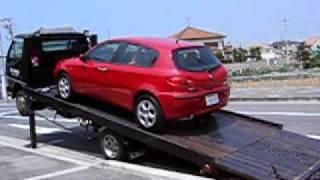 getlinkyoutube.com-Alfa Romeo 147 納車の続き