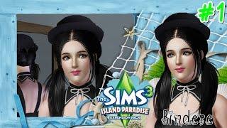 getlinkyoutube.com-The Sims 3 Island Paradise #1 สร้างซิมส์ น้องเมดสาวสวย