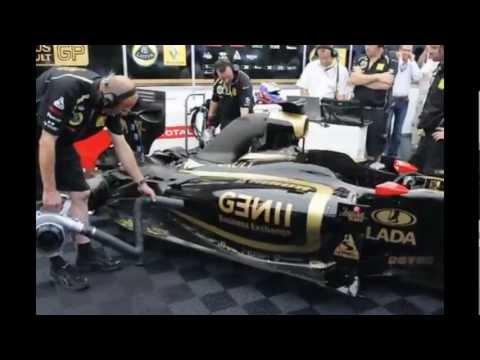 F1Renault V8