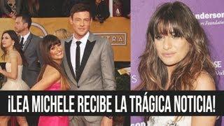getlinkyoutube.com-¡Lea Michele Recibe La Trágica Noticia!