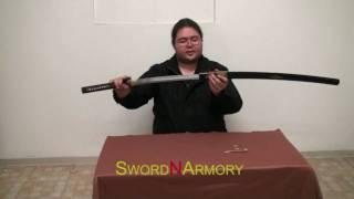 getlinkyoutube.com-Japanese Sword Katana Disassembly Tutorial