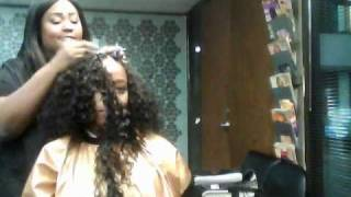 getlinkyoutube.com-HOW- TO FULL SEW-IN WEAVE Houston Texas www.houstonhairweavingcenter.com