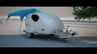 getlinkyoutube.com-The Splash!  Never seen before- Great Mini Caravan