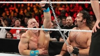 getlinkyoutube.com-John Cena vs  Rusev – Russian Chain Match for the United States Championship Match