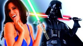 getlinkyoutube.com-Chad Vader and Obama Girl Get Freaky: The Key of Awesome #9