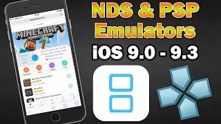 getlinkyoutube.com-Install Nintendo DS & PSP Emulators on iOS 9.3 / 9.2.1 (No Jailbreak) iPhone, iPod touch & iPad