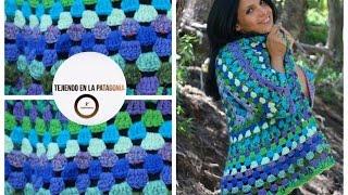 getlinkyoutube.com-Cómo tejer un abrigo para cualquier talle. Bárbara Langman