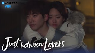 Just Between Lovers - EP13 | A Piggyback Ride [Eng Sub]