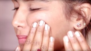 getlinkyoutube.com-Facial Massage Routine for Glowing Skin and a Slimmer Face