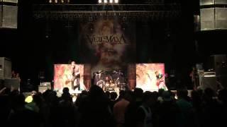 getlinkyoutube.com-Veil Of Maya - Lucy & Mikasa live 08/02/2015