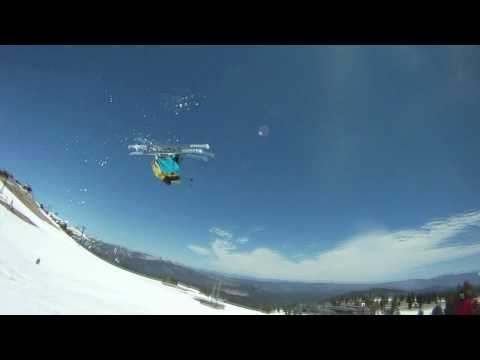 2010 Mammoth Spring Ski Edit