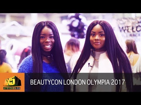 BEAUTYCON LONDON OLYMPIA 2017 | INTERVIEWS