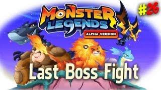 getlinkyoutube.com-Monster Legends - Episode #26 Last Boss Fight