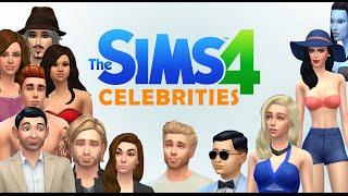 getlinkyoutube.com-Sims 4 | Celebrities