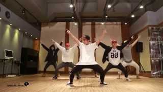 getlinkyoutube.com-B.A.P - Young, Wild & Free Dance Practice Ver. (Mirrored)