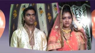 getlinkyoutube.com-Seema and Jiku(real wedding odia bidai)