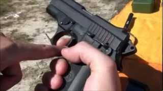 getlinkyoutube.com-Pistola Taurus PT-938 .380 ACP (reenvio/vídeo com problema)