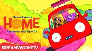 getlinkyoutube.com-Official Trailer | DreamWorks Home Adventures With Tip & Oh