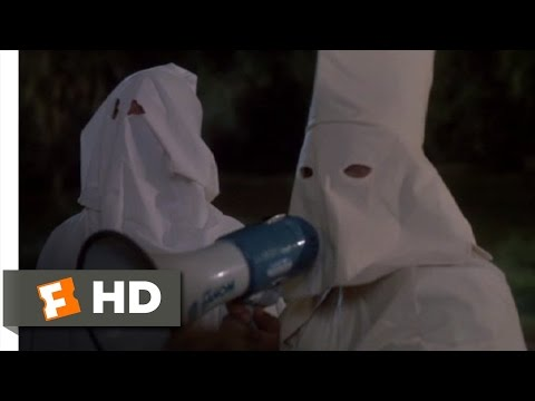 Fletch Lives (4/10) Movie CLIP - Meet the KKK (1989) HD